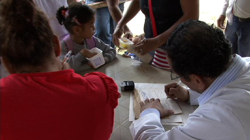 Brigadas Médicas 2011: [Noviembre-11-2011]