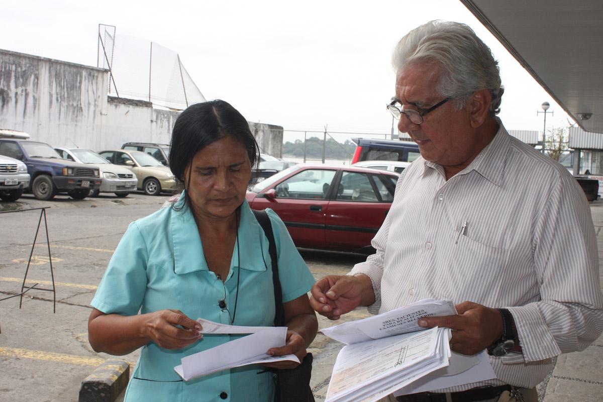 Fundación Cruzada Nueva Humanidad Entregó Donaciones Económicas