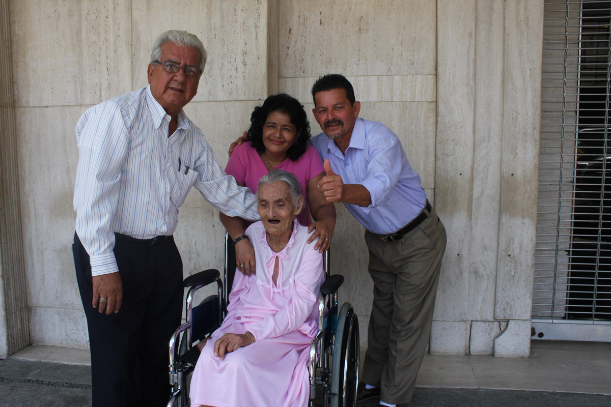 Crusade for a New Humanity Foundation Gives in Financial Aid and Wheelchairs
