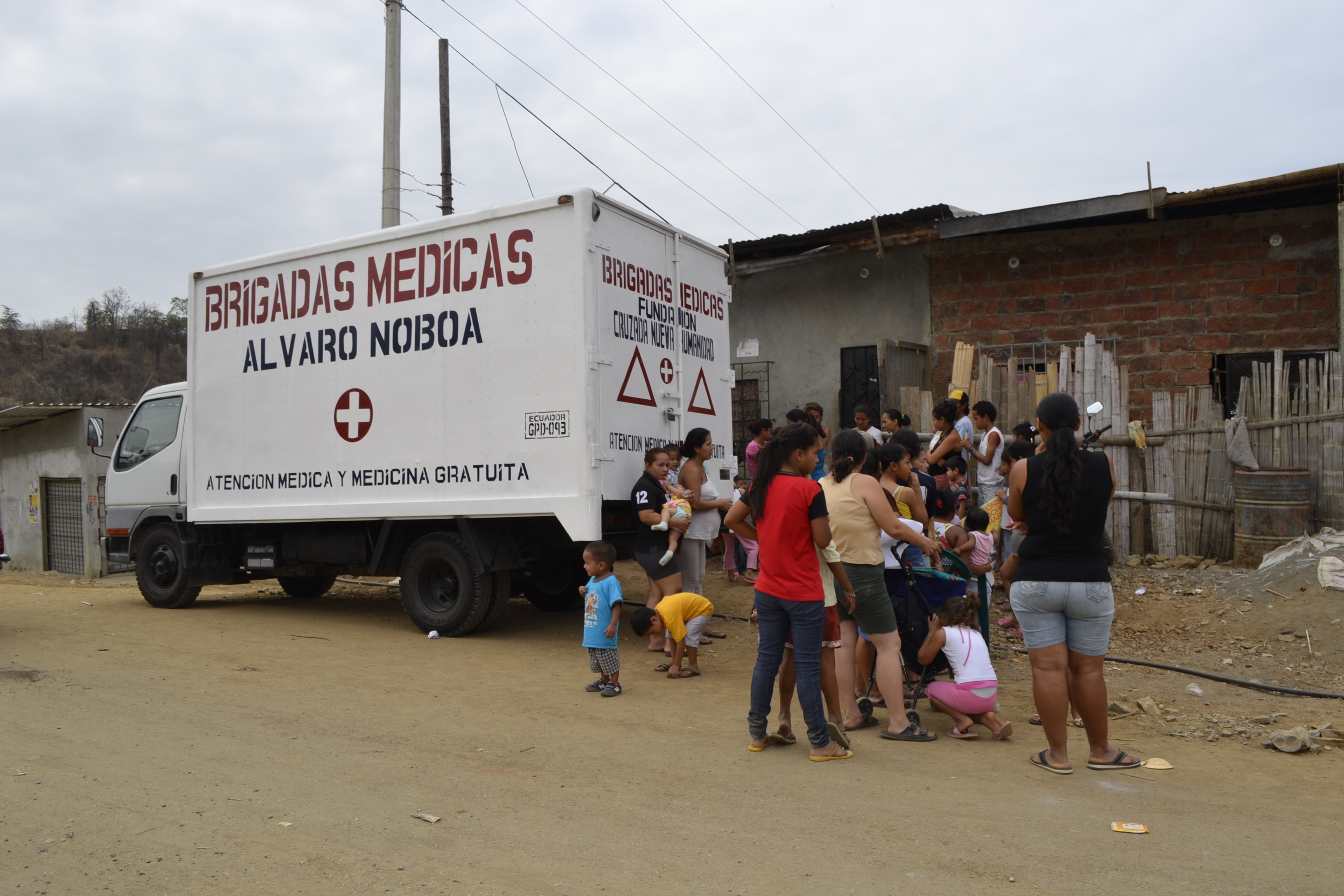 Medical Brigades at Sergio Toral Cooperative [20-December-2012]