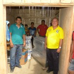 La Fundación Cruzada Álvaro Noboa Realiza Recorrido en la Península de Santa Elena entregando una Amasadora Industrial