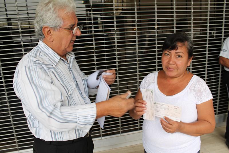 La Fundación Cruzada Nueva Humanidad ayudando a los más necesitados