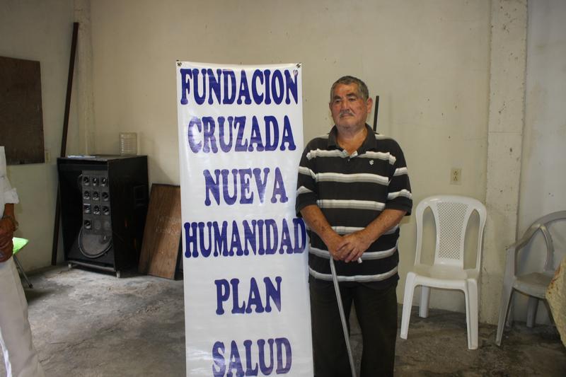 "FCNH contributes with the elderly association ""3 de Octubre"""