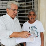 financial help for the poor in name of the fcnh founded by alvaro noboa