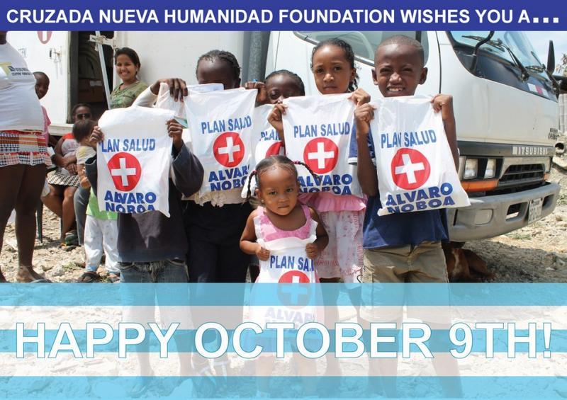 alvaro noboa wishes happy october 9th guayaquil ecuador
