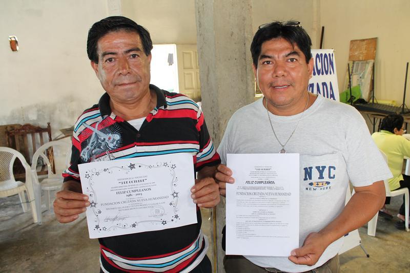 Foundation Cruzada Nueva Humanidad: 32 years of solidarity to the people