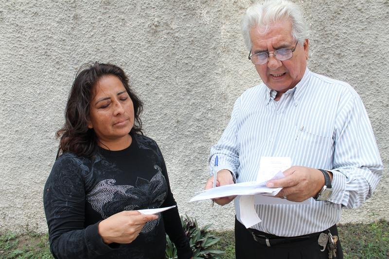 Fundación Cruzada continúa ayuda social a los más necesitados