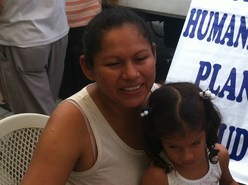 Comité Nueva Esperanza trabaja junto a Fundación Cruzada Nueva Humanidad
