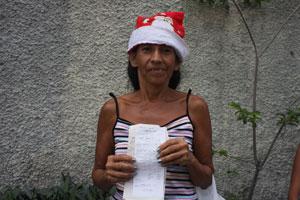 Fundación Cruzada Nueva Humanidad entrega ayuda económica en Guayaquil