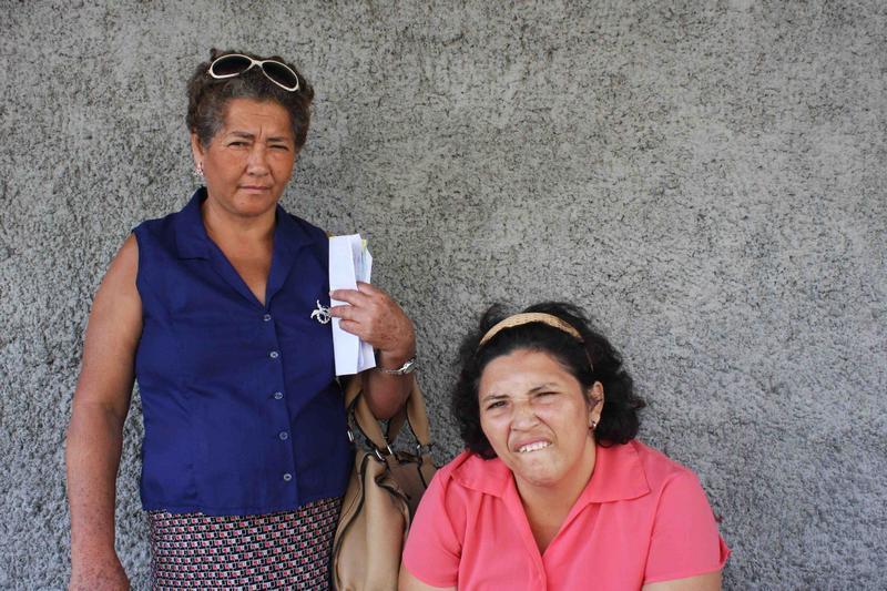 Fundación  da ayuda económica a personas enfermas.