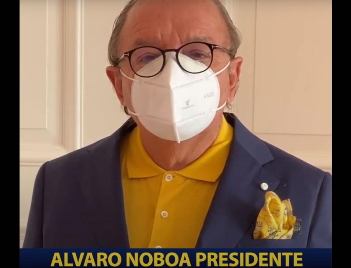 ALVARO NOBOA / Recomendaciones
